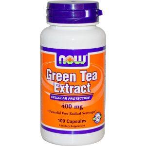 Экстракт зеленого чая,