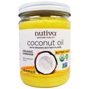 кокосовое масло на iherb
