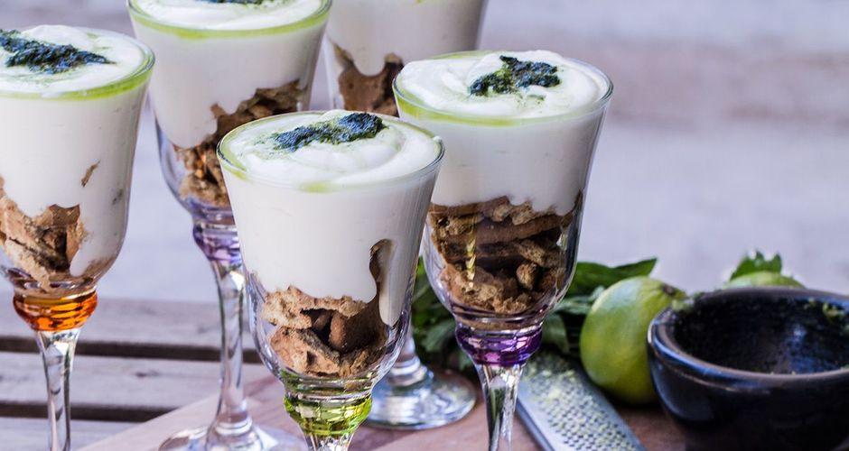 йогурт из кокосового молока
