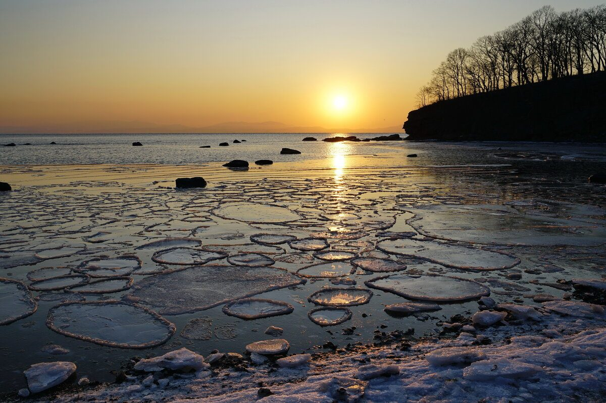 Владивосток море